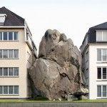 Architectuurfotograaf Filip Dujardin tart de zwaartekracht