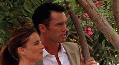 "Burn Notice 1x03 ""Fight or Flight"" - Michael Westen (Jeffrey Donovan) & Fiona Glenanne (Gabrielle Anwar)"