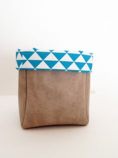Tuto pour réaliser un panier de rangement | Sewing, Diy, Bags, Internet, Art Abstrait, Craft, Crochet, Necklaces, Ornaments