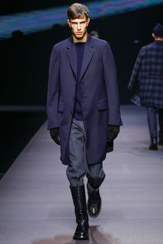 Ermenegildo Zegna Fall 2014 Menswear - Collection - Gallery - Style.com