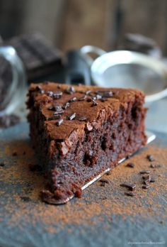Pecan Brownies--Gluten Free with L. Sweet Recipes, Cake Recipes, Dessert Recipes, Delicious Recipes, Chocolate Fondant, Chocolate Recipes, Cinnamon Bun Recipe, Salted Caramel Brownies, Healthy Sweet Treats