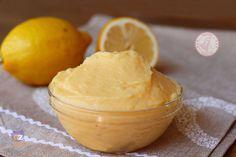 CREMA AL LIMONE ricetta facile per farcire torte pasticcini