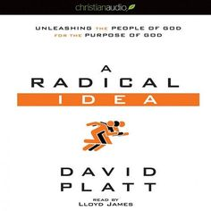 Radical Idea by David Platt CD