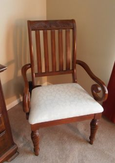 Covers For Chairs Eddie Bauer Wooden High Chair 13 Best Seat Images Slipcovers Dining Clear Room Cushions Arm