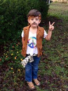 Hippie DIY costume & Homemade Halloween Costume Ideas | halloween costumes | Pinterest ...