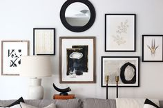 Discover wall art prints from Minted.com to style your own gallery wall.