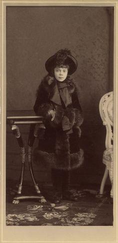 Grand Duchess Xenia Alexandrovna (1875-1960) 1892.