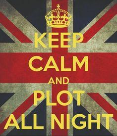 Plot all night - Writers Write
