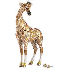 Giraffe Collectible Box - Gifts, Clothing, Jewelry, Home Dec ...