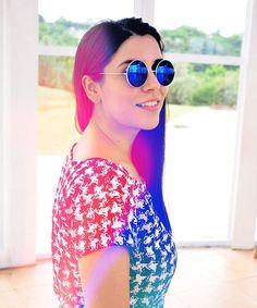 Madame Bruh #madamebruh #brasil #br #brazil #estampa #printpattern #mirrorsunglass #hipster #indie #cropped #filter #instagram #blogueira #moda #fashion #blog #tumblrgirls #tumblrgirl #tumblr #pinterest #lookdodia #girl #selfie #instagram #filter #saopaulo #design #pattern #folk