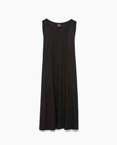 ZARA - WOMAN - SHIFT DRESS
