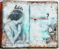 Scrapholka: art journal