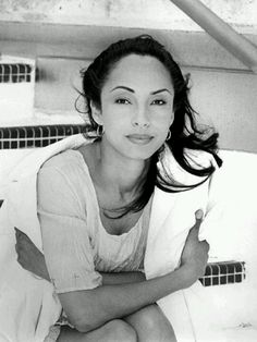 One of my favorite artists...Sade