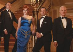 Mad Men returns... April 13