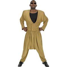 Adult Deluxe MC Rapper Costume