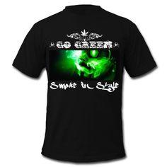 http://www.mayhem-7.com/gogreen/  Go Green shirt - Like & Share!  #GoGreen #GetHigh #Smoking #Weed #Bong #Dope #Ganja #Pot #Marijuana #green #smoke #fun #funny  MayheM-7 - High quality apparel & accessories with a wide variety of styles and designs  Facebook: https://www.facebook.com/mayhem7shop  #MayheM7 #MayheM #Shirt #Apparel #Tshirt #TankTop #Hoodie #Cloths #Fashion #Art #Retro #Pixels #Geek #Design #Unique