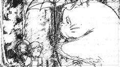 Living Lines Library: となりのトトロ / My Neighbor Totoro (1988) - Layout Design