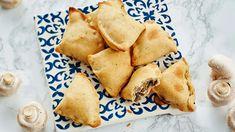 Texmex-sienipasteijat   Leivonnaiset   Yhteishyvä Snack Recipes, Snacks, Tex Mex, Chips, Pie, Bread, Ethnic Recipes, Quiches, Food