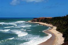 Clique na foto para encontrar hotéis na Praia da Pipa!