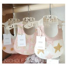 Incorporate these adorable handcrafted bibs by Lil' Vintage Bebe to your babyshower gift by visiting our shop today!