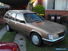 1982 VH Holden Commodore station wagon #holden #vhcommodore1982 #forsale #australia