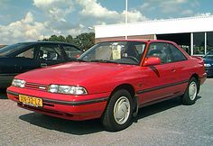 Mazda 626 Coupe