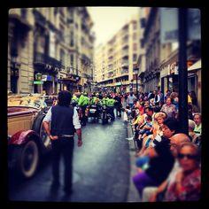 La Cabalga de la Feria cada 7 de septiembre.