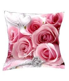 Get 67% OFF ON Stylish Digitally Printed Cushion Cover with Filler.