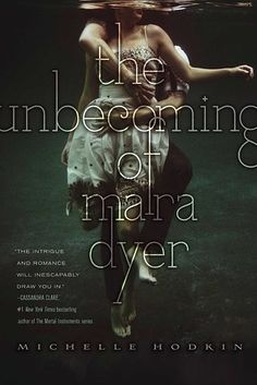 """Mara Dyer doesn't think life can get any stranger than waking up in a hospital with no memory of how she got there. It can."" The Unbecoming of Mara Dyer pulls you in from the first paragraph and doesn't let you go. It's just fantastic"