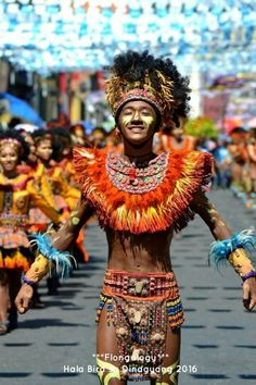 #Dinagyang Peter And The Starcatcher, Festival Logo, Festival Costumes, African Design, Pinoy, Festivals, Philippines, Captain Hat, Wonder Woman