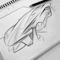 Rusty sketching #automotivedesign #design #sketchaday #transport #cardesign #designstudy #carsketch #concept #sketch #render…