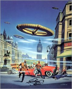 http://io9.gizmodo.com/some-of-the-nicest-vintage-science-fiction-covers-weve-1072067075 http://www.zazzle.com/vintage+sci+fi+posters