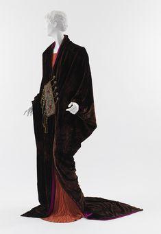 Paul Poiret: Coat