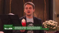 Reformáció 500: Marosán Csaba: Luther asztalánál - Máramarossziget, máso... Luther