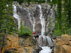 Welcome to the official website of Travel Alberta. You'll find the latest information on places to go and things to do when you visit Alberta, Canada. Visitar Canada, Alberta Canada, Places To Go, Things To Do, Waterfall, Surfing, Gallery, Travel, Outdoor
