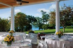 A little snow conjures up some of the most romantic weddings. Here are the top three reasons Historic Hotels of America adores these winter weddings. Most Romantic, Romantic Weddings, Vacation Spots, East Coast, Pergola, Outdoor Structures, Table Decorations, Places, Beautiful