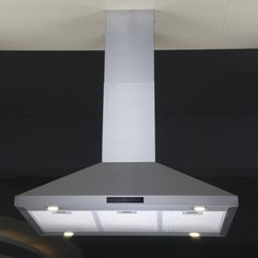 "Found it at Wayfair - 29.5"" 476 CFM Convertible Island Range Hood"