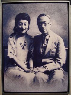 Old photos of Puyi, China's last emperor