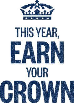 Corona | Earn Your Crown | New Year 2021