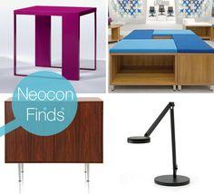 Neocon 2012 Favorites!