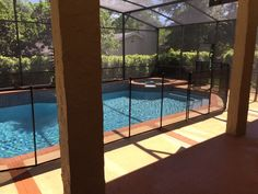 Pool Safety Fences Maitland - Maitland residents also choose Baby Barrier Pool Fence to protect their children from pool accidents. #PoolFence #PoolSafety #BabyBarrier
