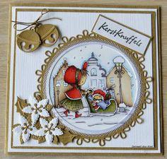 CREA ANIET: Kerstknuffels