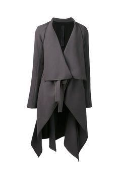 {Gareth Pugh / 01 clothing / 07 outerwear / 04 coat} Bolero Insert Coat