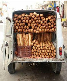 Macron vill ha baguetten pa unescos lista