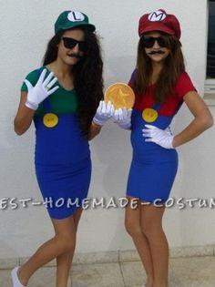 Mario!!! Lasagna!!! Luigi!!! Blah blah blah!!! :)