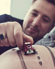 Daddy's having a boy.. taken by me, first maternity shoot.