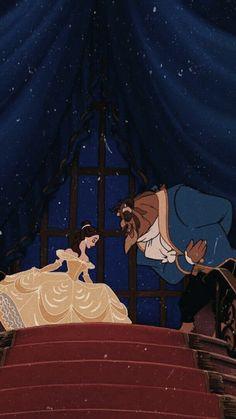 The beauty and the beast film disney art, disney love, walt disney Disney Amor, Art Disney, Disney Kunst, Disney Magic, Disney Movies, Disney Characters, Disney Ideas, Disney E Dreamworks, Disney Pixar