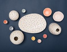 Fable Series by Atelier Kas Ceramic Tools, White Clay, Carving, Ceramics, Handmade, Profile, Behance, Gallery, Check