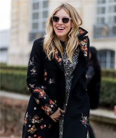 Sienna Miller Wore The Coat We All Want