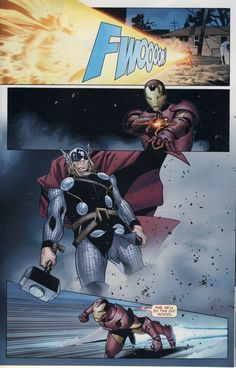 OLIVIER COIPEL #Marvel #Comics
